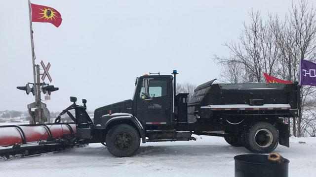 Tyendinaga-truck