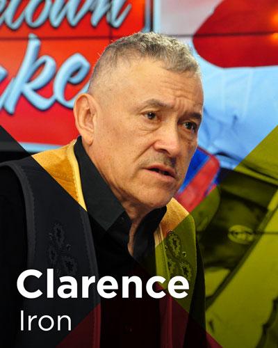 Clarence Iron