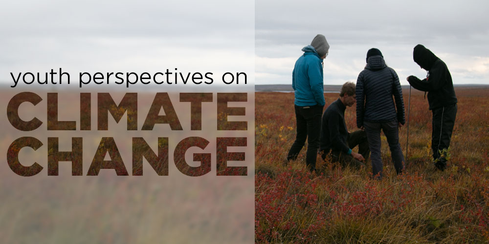 youth perspectives on climate change