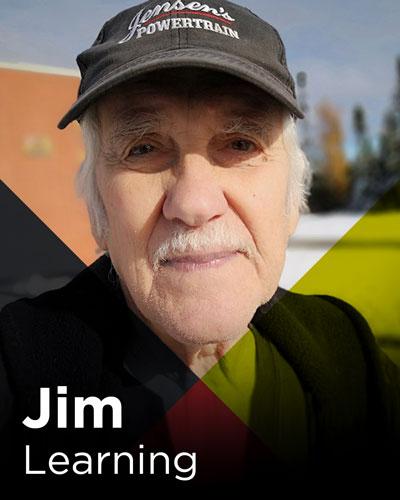 Jim Learning