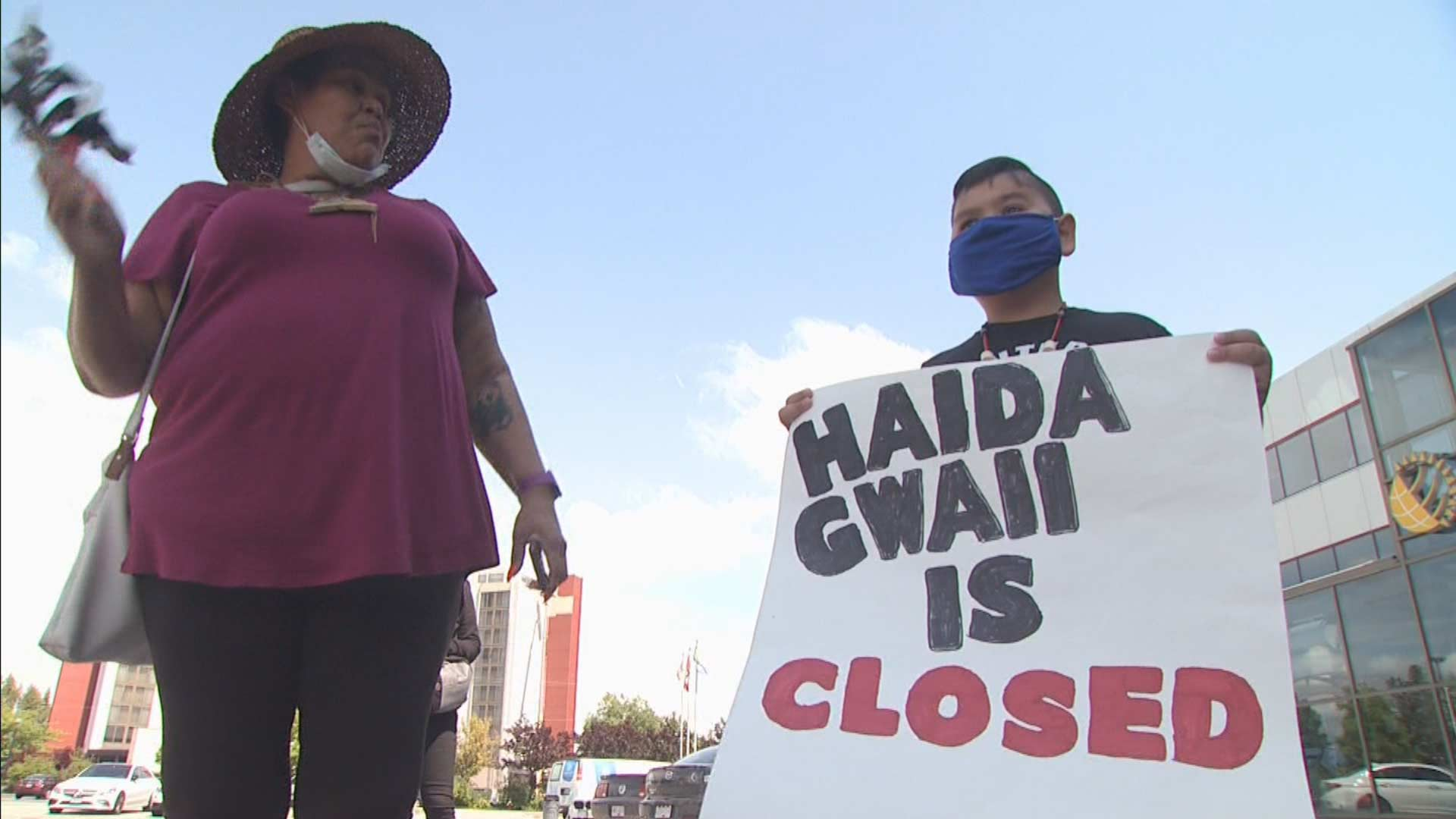 Haida Nation pressuring sport fishermen to stay away during pandemic - APTN News