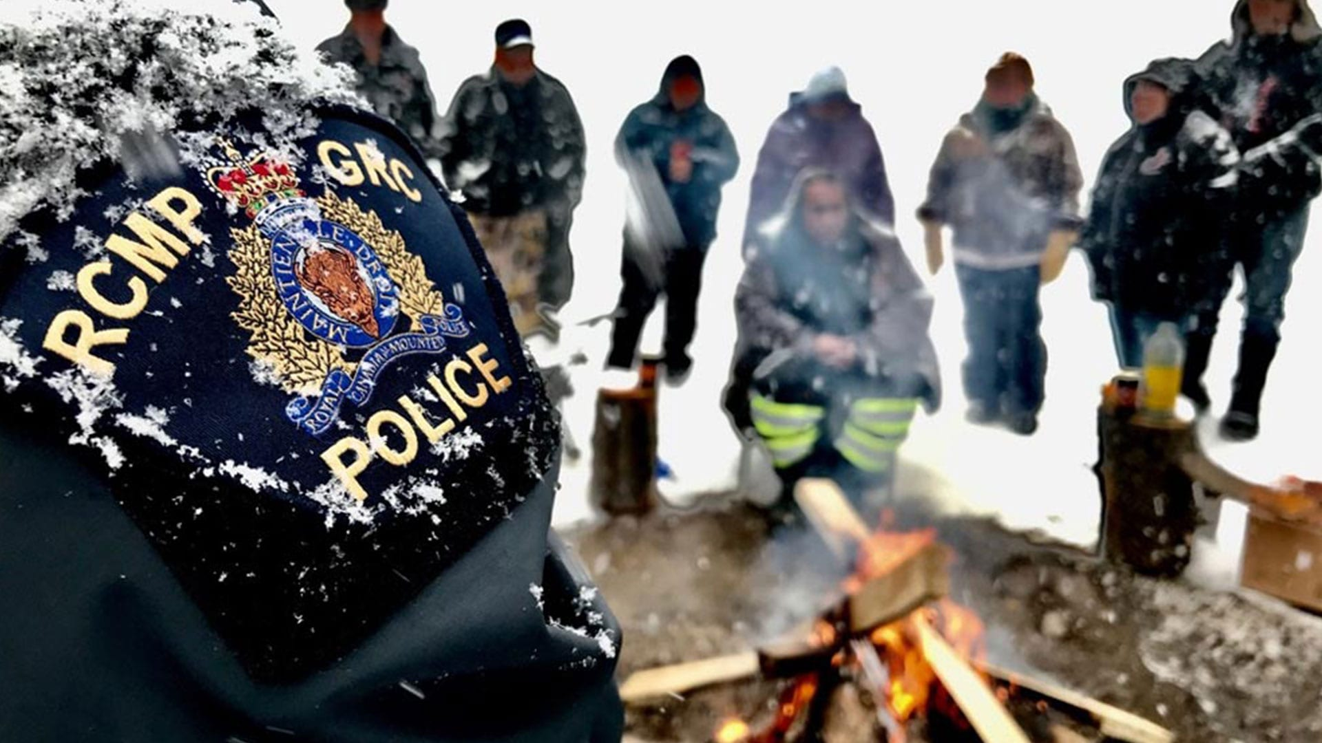 Private Facebook groups loaded with racist comments by RCMP members still thriving
