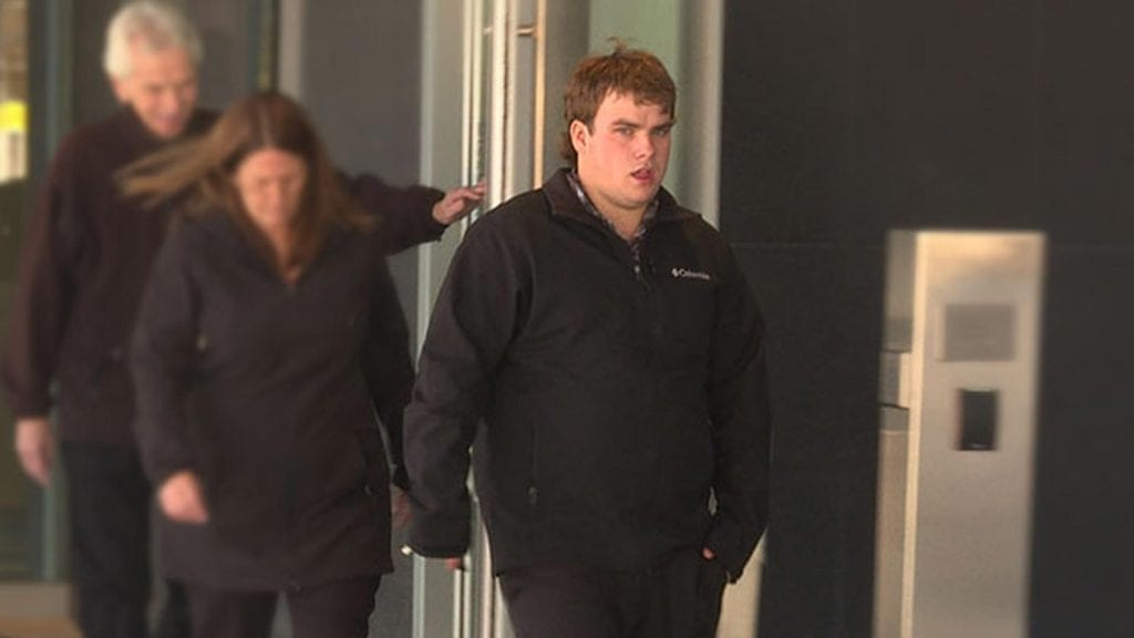 Brayden Bushby found guilty in Thunder Bay, Ont., trailer hitch manslaughter trial