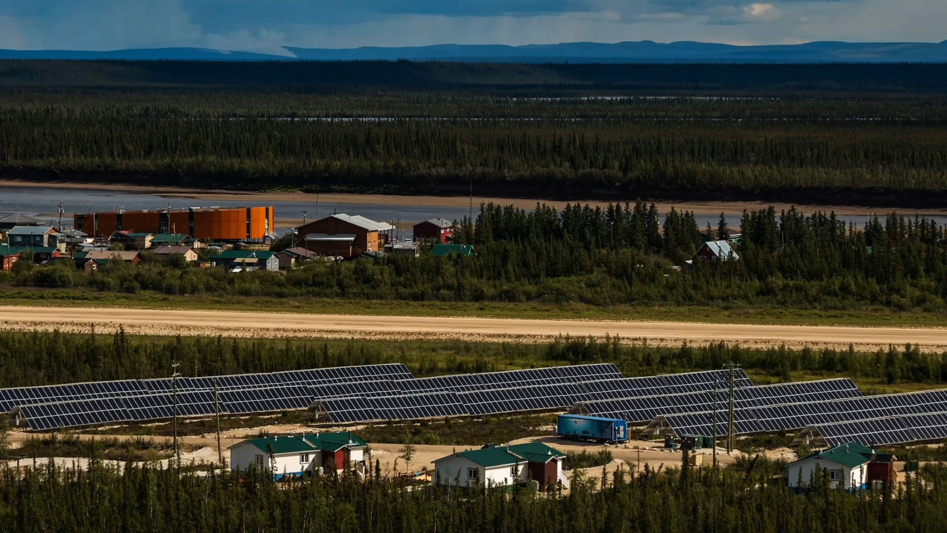 'A large step forward': Arctic First Nation goes solar