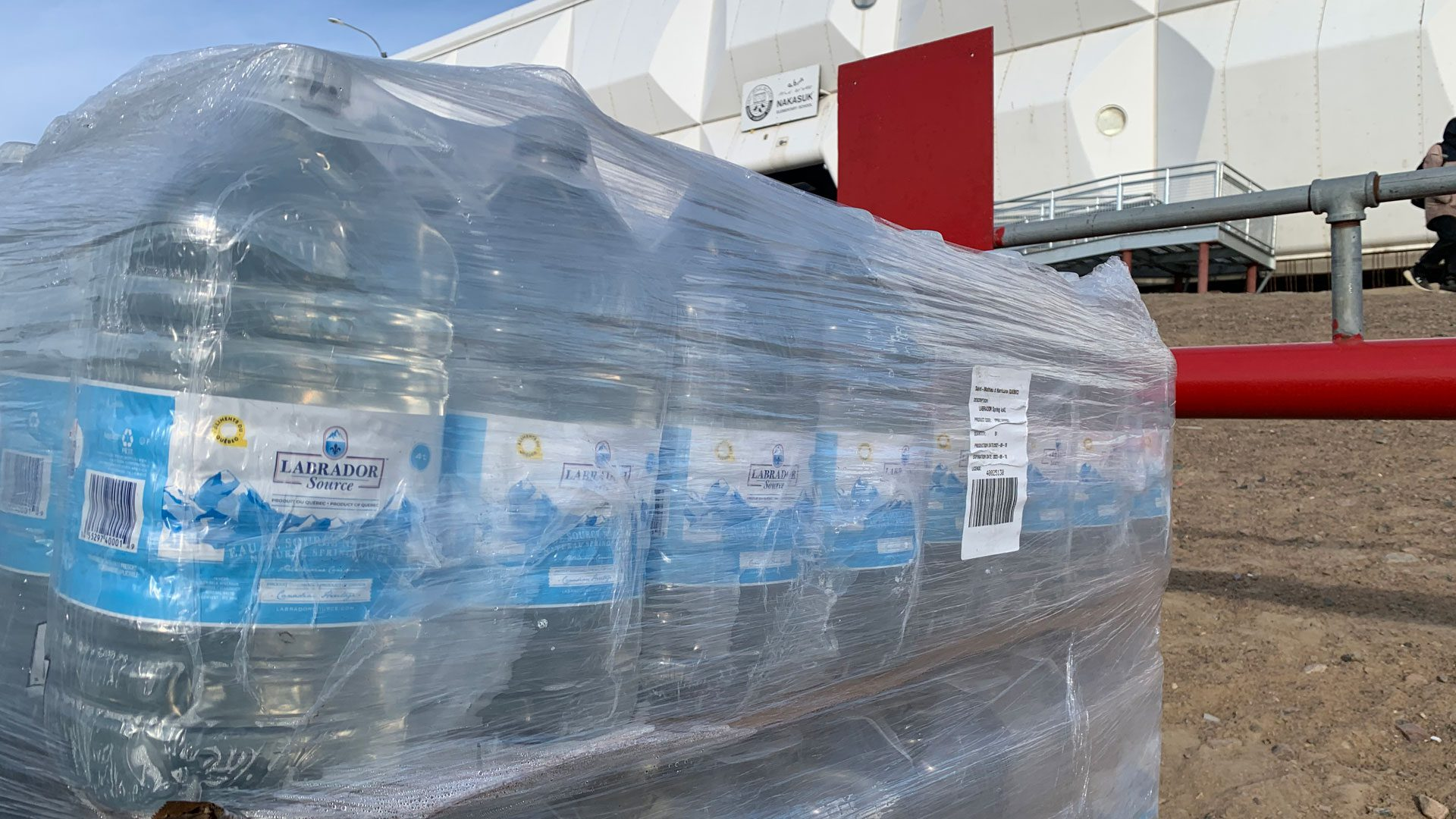 Canadian army ready to aid with Iqaluit's water problems