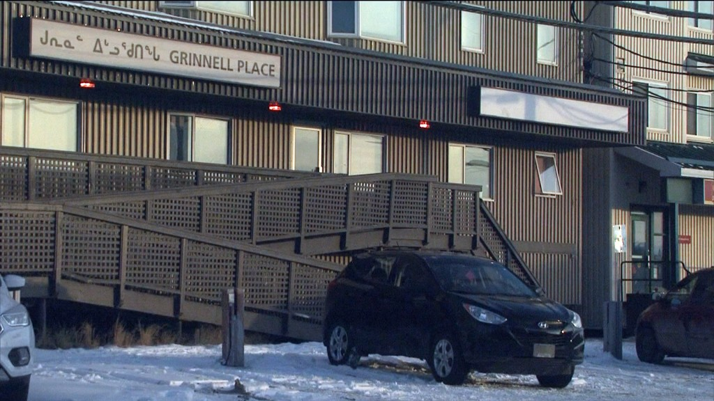 The headquarters of Nunavut's Child and Family Services in Iqaluit. Steve Mongeau/APTN photo