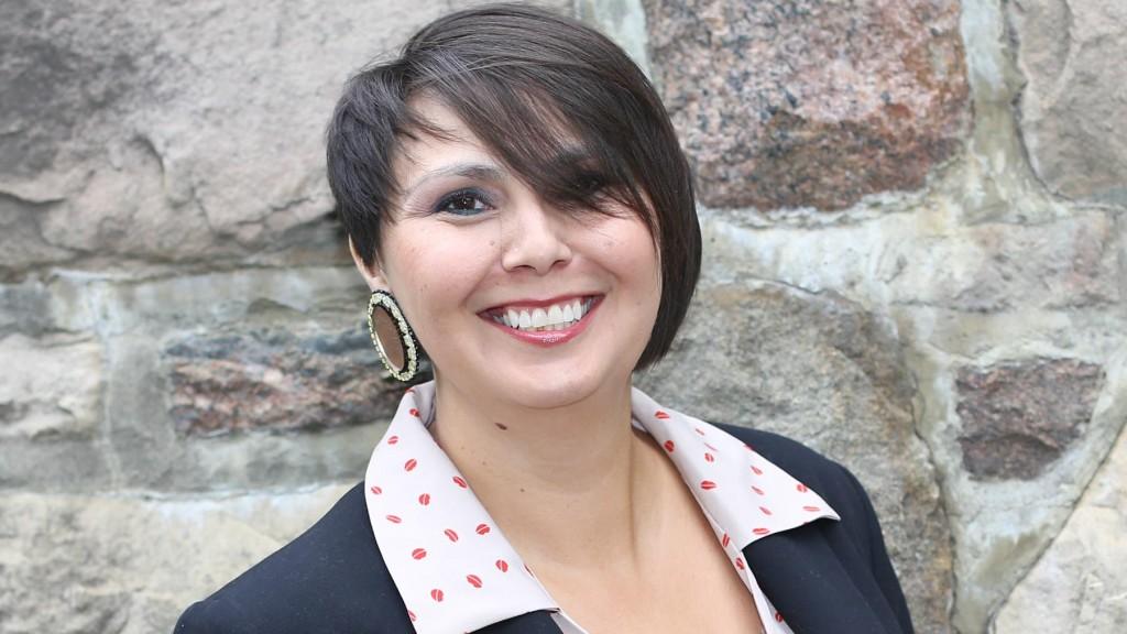 Cree-Metis artist Dawn Marchand