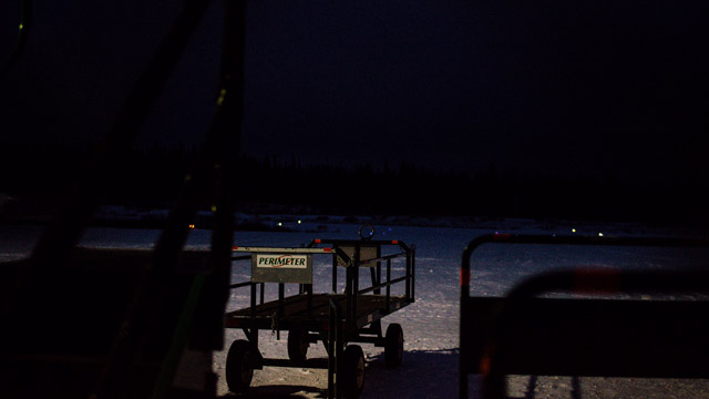 Perimeter night