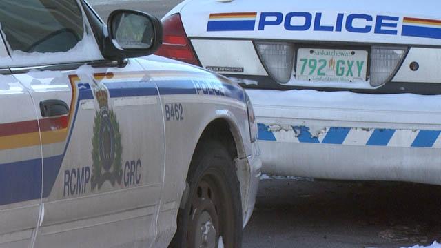 Sask RCMP cars