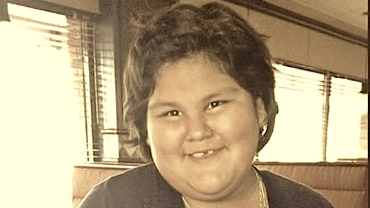 Sheridan Hookimaw, 13, was found dead outdoors in October.  Her death was determined to be a suicide. Family