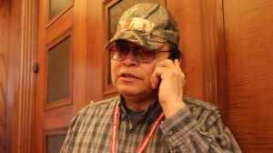 Southern Chiefs Organization Grand Chief Terry Nelson. APTN/File